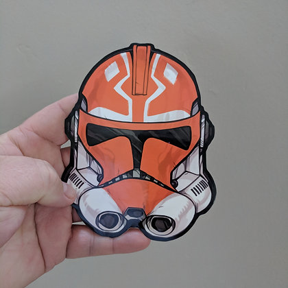 332nd Clone Trooper Vinyl Sticker