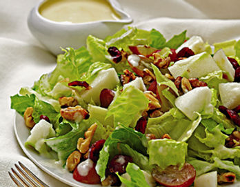 healthy nut salad 2