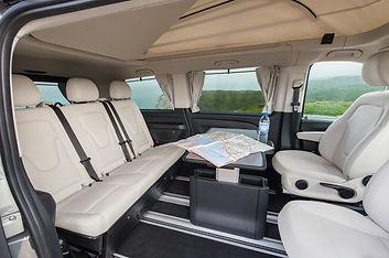 Rent Mercedes V Class