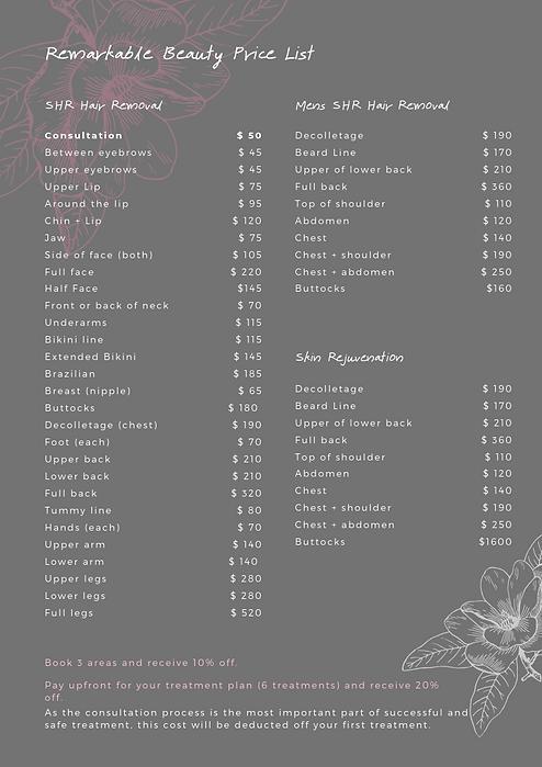 SHR Price list.png