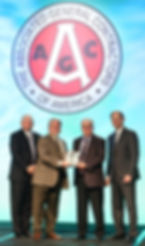 AGC Willis CSEA national safety award