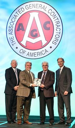 AGC Willis CSEA national safety award