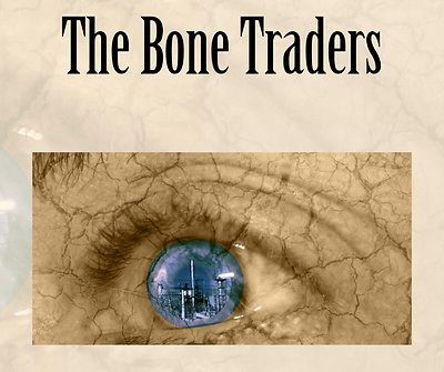 Science fiction,adventure,romance,Mark Roper,The Bone Traders