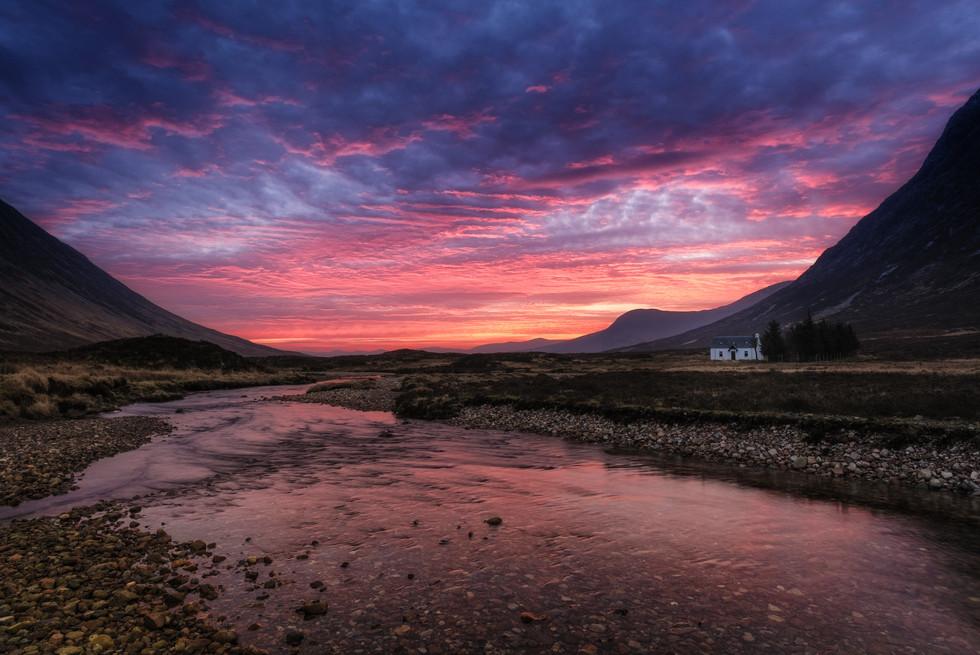 Glencoe Sunrise