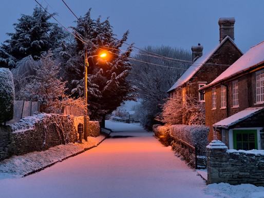 Local Winter Landscapes in Lockdown