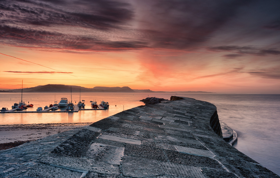 Summer Sunrise at the Cobb_DS1