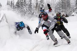 Red Bull Crashed Ice Jyväskylä