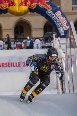 Michael Hoffmann in Marseille