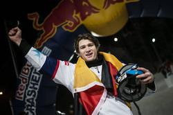 Fabian Mels als Sieger