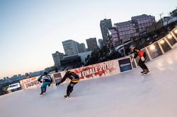 In Edmonton zum Finallauf