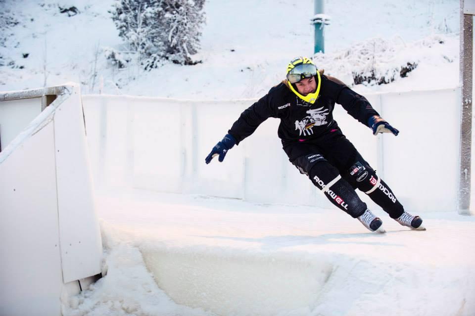 Philipp Auerswald in Balance