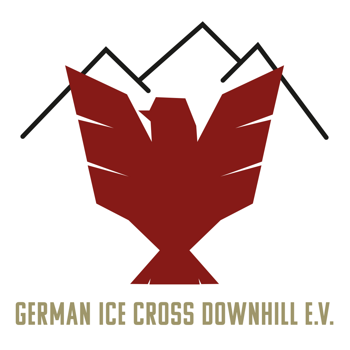 German Ice Cross Downhill