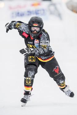 Luca Engler in Edmonton
