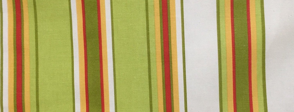 Green, Yellow, and Red Stripe