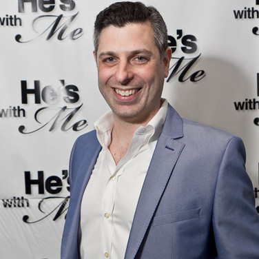 "At the ""He's With Me"" Season One Premiere"