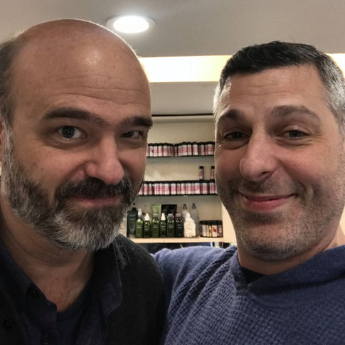 """On the Set of """"Cady Did """"with """"30 Rock"""" Actor Scott Adsit"""