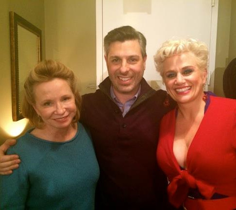 """On the Set of """"He's With Me"""" with Debra Jo Rupp and Cady Huffman"""