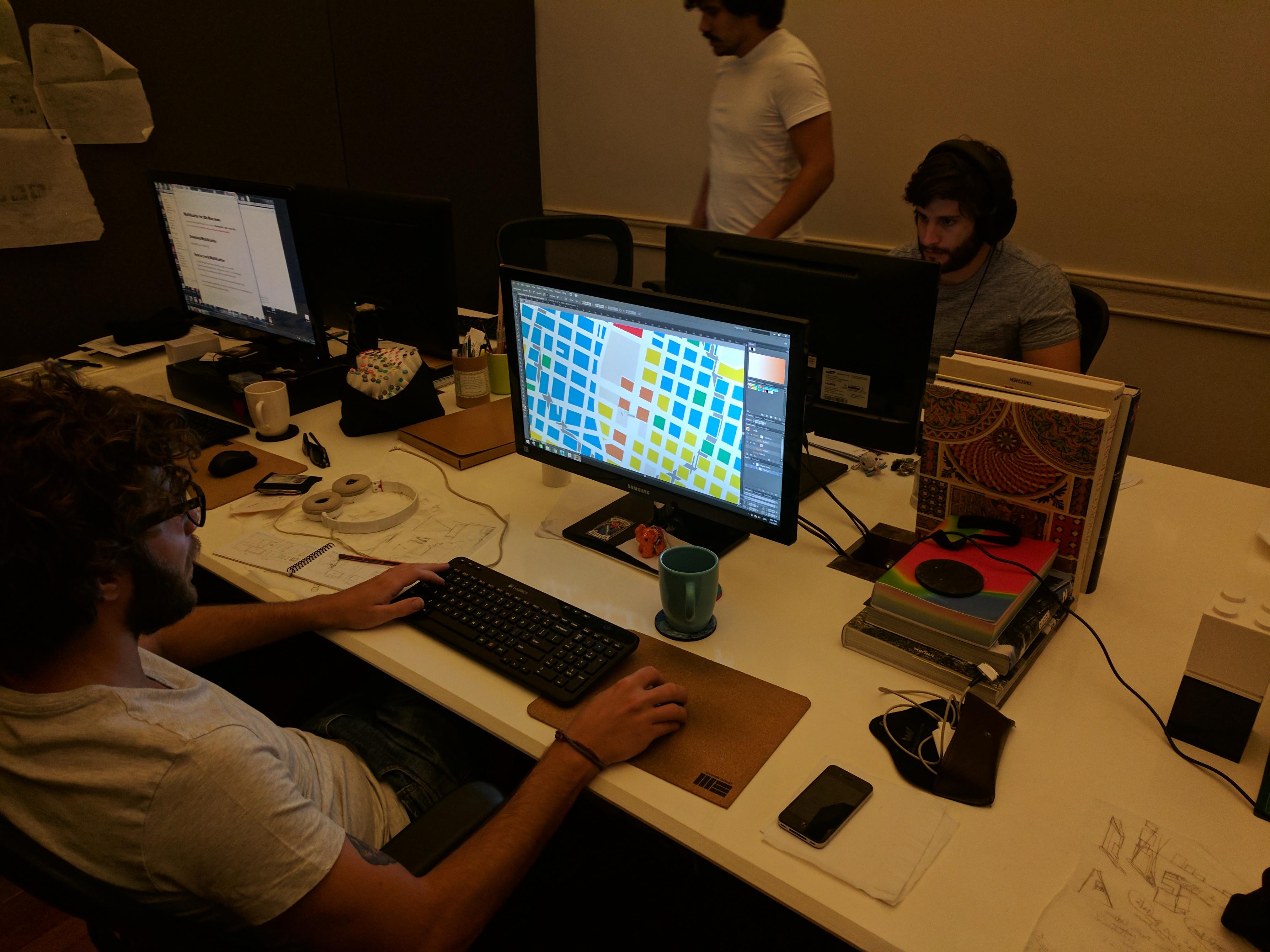 EM Estudio Mendoza Office