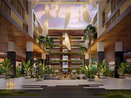 MAUNA LANI HOTEL - HAWAII