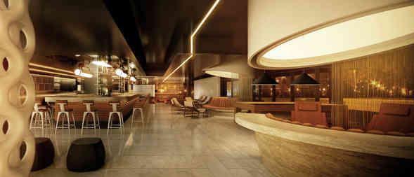 W HOTEL LAKESIDE - CHICAGO, ILLINOIS