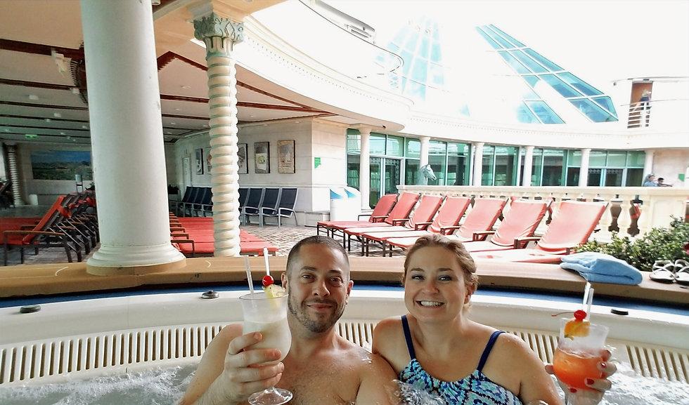 Royal Caribbean Navigator of the Seas & Scott Stein, Cruise Agent