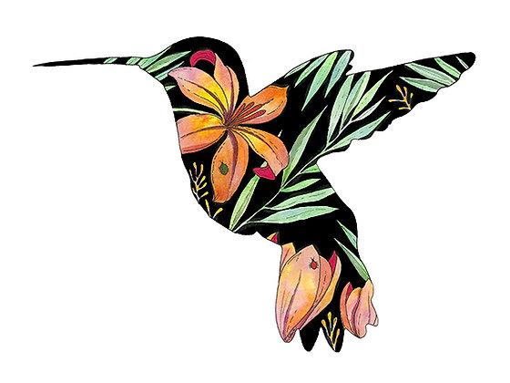 Tropical Hummingbird