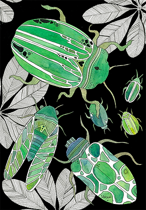 Green Bugs