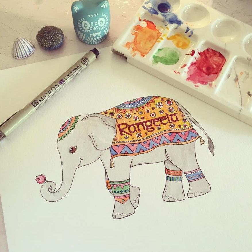 Rangeela Elephant