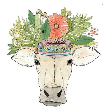 Pahadi Cow