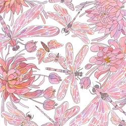 Dragonfly Chrysanthemum Commission