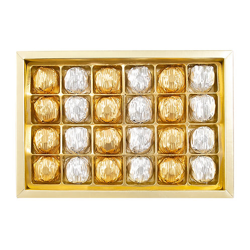 Gilded Pack Chocolate Box