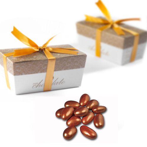 Bronze Almond Dragee (200 gr)