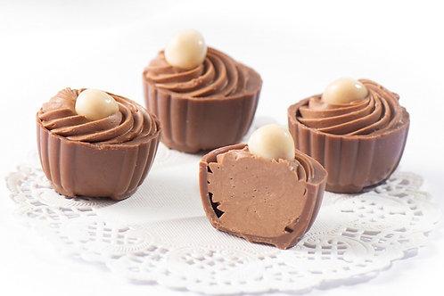 Sütlü Bardak Fındıklı Spesyal Çikolata