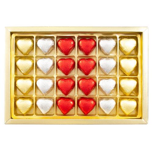 Kalp Çikolata Kutu
