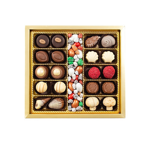 Special  Chocolate & Dragee Box