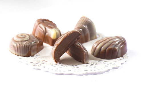 Sea Shell Chocolate