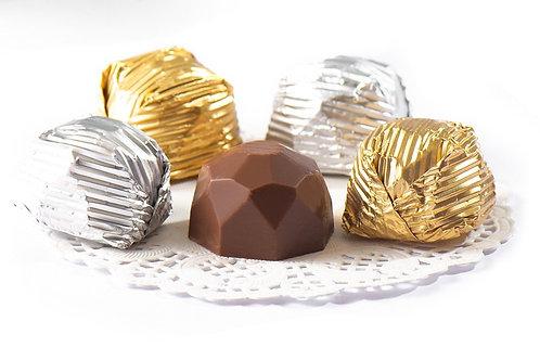 Klasik Yaldızlı Çikolata