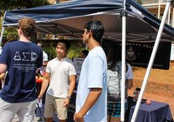 USC Organization Fair 004