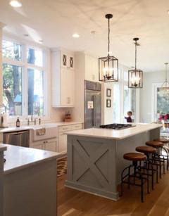 Grey Island Kitchen