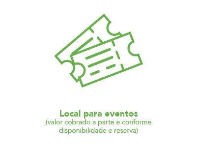 Local para eventos