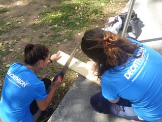 Jornada de Voluntariat amb el Decathlon