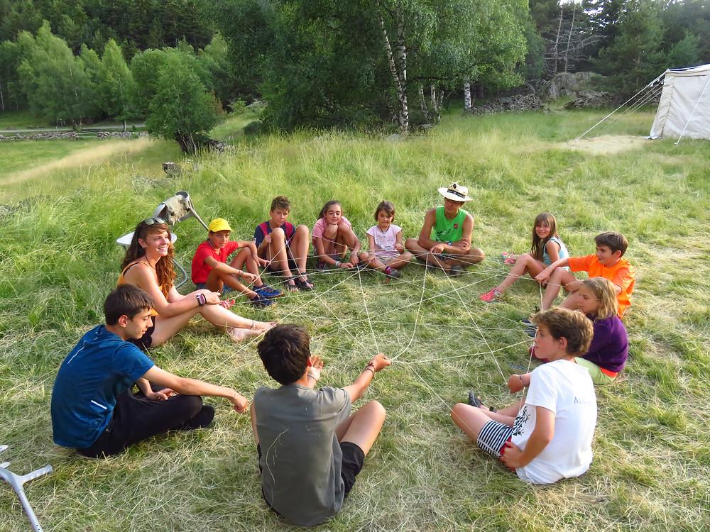 Campaments de natura