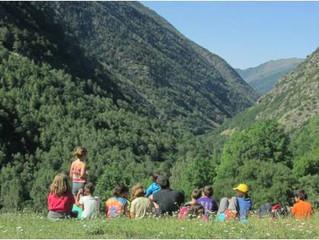 Descobreix els Parcs naturals de l'Alt Pirineu i el Cadí Moixeró en format relaxa't!