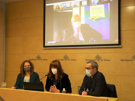 """Presentació marca """"Via de Riu"""" i Aplec dels Rius a Girona"""