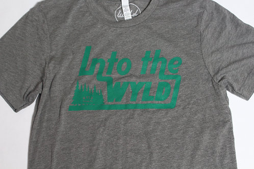 Men's Into The WYLD T
