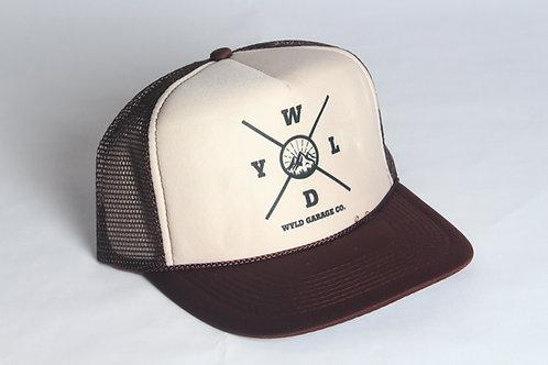 "Brown WYLD ""X"""