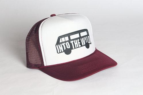 Maroon Bus
