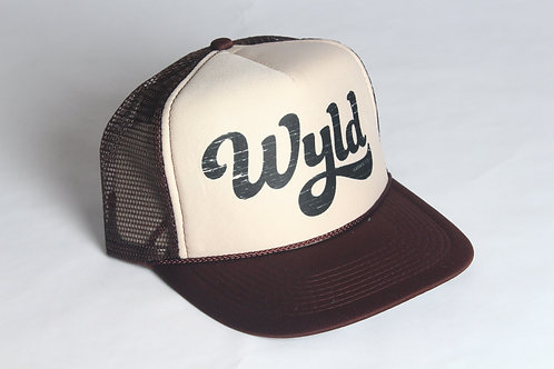 Brown WYLD Script
