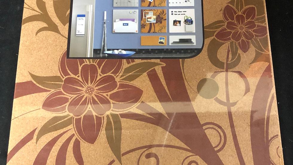 Cork Tile Buletin Board