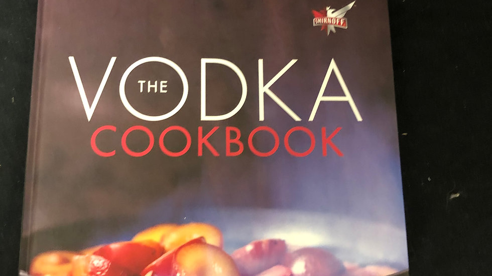 Vodka Cookbook